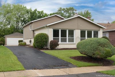 Elmhurst Single Family Home For Sale: 323 East Harrison Street