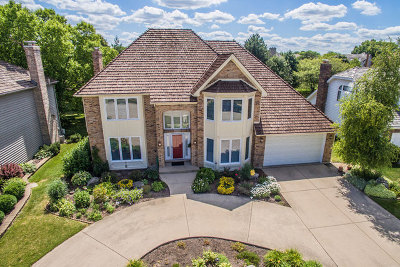 Single Family Home For Sale: 4122 Kingshill Circle