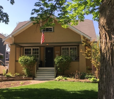 Downers Grove Single Family Home For Sale: 648 Maple Avenue