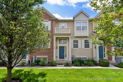 Oswego Condo/Townhouse Price Change: 536 Lincoln Station Drive