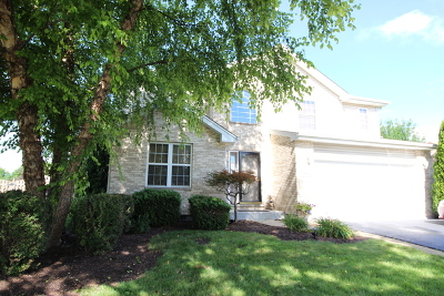 Romeoville Single Family Home For Sale: 618 Wild Indigo Avenue
