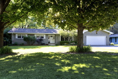 Johnsburg Single Family Home Contingent: 3409 Cove Court
