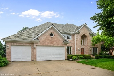 Barrington Single Family Home For Sale: 1016 Oakland Drive