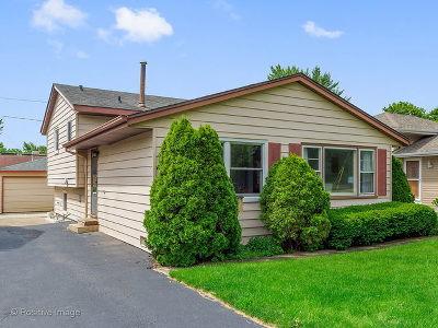 Winfield Single Family Home For Sale: 26w409 Harrison Avenue