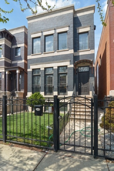 Single Family Home For Sale: 1756 West Erie Street