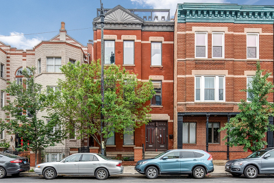 Condo/Townhouse For Sale: 1866 North Halsted Street #1