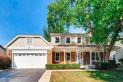 Crystal Lake Single Family Home New: 1417 Parkridge Drive