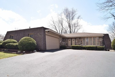 Roselle Single Family Home For Sale: 324 Pinecroft Drive