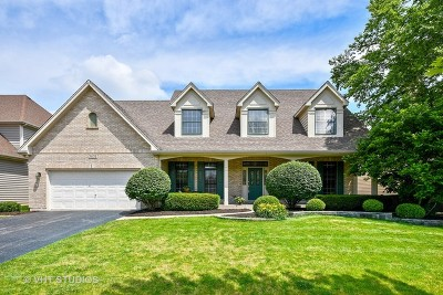 Naperville Single Family Home Price Change: 3631 Breitwieser Lane
