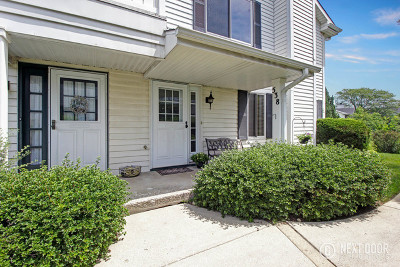Clarendon Hills Condo/Townhouse Contingent: 538 Willowcreek Court