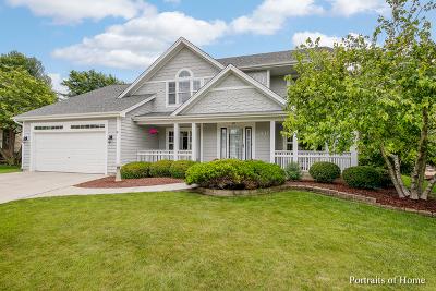 Aurora Single Family Home Price Change: 2437 Geneva Court
