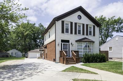 Midlothian Single Family Home For Sale: 14576 Waverly Avenue