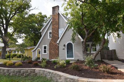 Geneva Single Family Home New: 321 Woodward Avenue