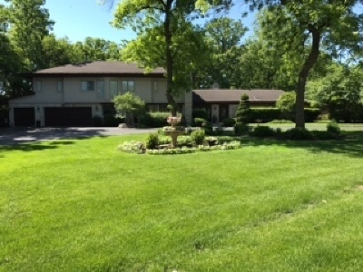 Oak Brook Single Family Home For Sale: 101 Timber Trail Drive