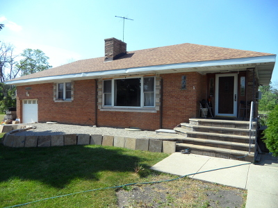 Tinley Park Single Family Home For Sale: 5200 West 175th Street