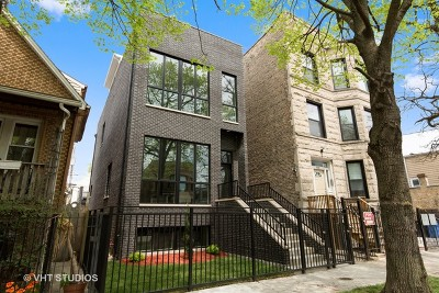 Single Family Home For Sale: 2314 West Dickens Avenue