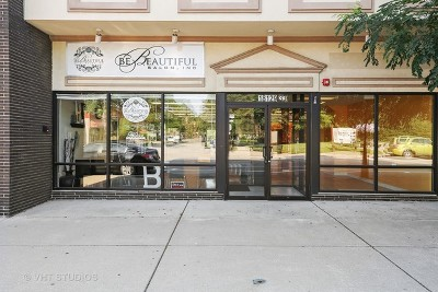 Homewood Commercial For Sale: 18129 Dixie Highway