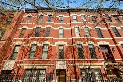 Condo/Townhouse Contingent: 2019 North Cleveland Avenue #3W