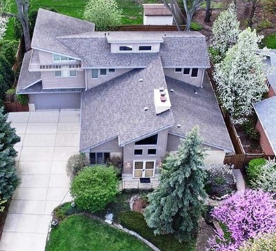 Hinsdale Single Family Home Price Change: 34 South Stough Street