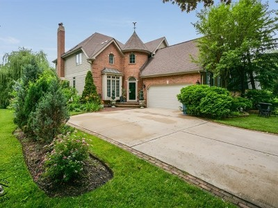 Hinsdale Single Family Home For Sale: 640 Mills Street