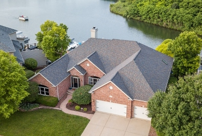 Plainfield Single Family Home For Sale: 13249 Wood Duck Drive