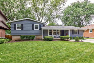 Wheaton Single Family Home For Sale: 404 West Elm Street