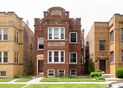 Multi Family Home For Sale: 5736 North Campbell Avenue