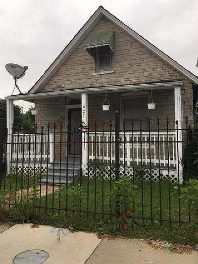 Cook County Single Family Home Re-Activated: 927 North Pulaski Road