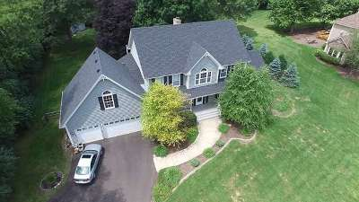 Wheaton Single Family Home For Sale: 1s660 Shaffner Road