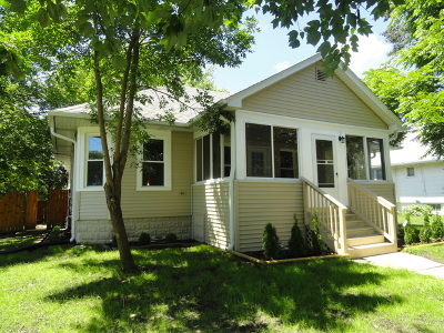 Lombard Single Family Home For Sale: 584 South Westmore-Meyers Road