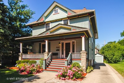La Grange Park Single Family Home For Sale: 340 North Waiola Avenue