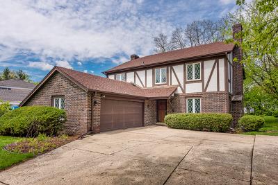 Glen Ellyn Single Family Home For Sale: 22w464 McCarron Road