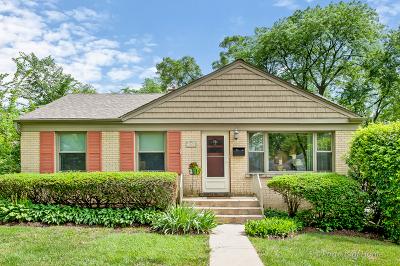 Glen Ellyn Single Family Home New: 263 Hillside Avenue