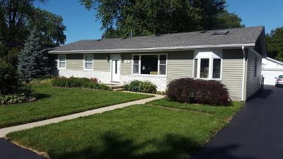 Darien Single Family Home For Sale: 7314 Sunrise Avenue