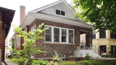 Chicago Single Family Home For Sale: 2111 West Birchwood Avenue