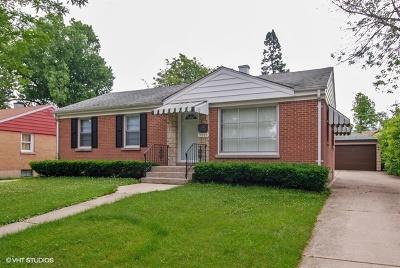 Berkeley Single Family Home For Sale: 5905 Albin Terrace