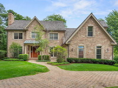 Glen Ellyn, Wheaton, Lombard, Winfield, Elmhurst, Naperville, Downers Grove, Lisle, St. Charles, Warrenville, Geneva, Hinsdale Single Family Home For Sale: 107 North Bruner Street