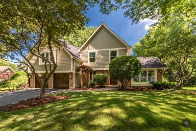 Naperville Single Family Home Price Change: 311 Leeds Court