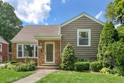 La Grange Single Family Home Price Change: 704 South Madison Avenue