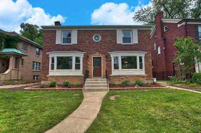 Oak Park Single Family Home For Sale: 1020 Belleforte Avenue