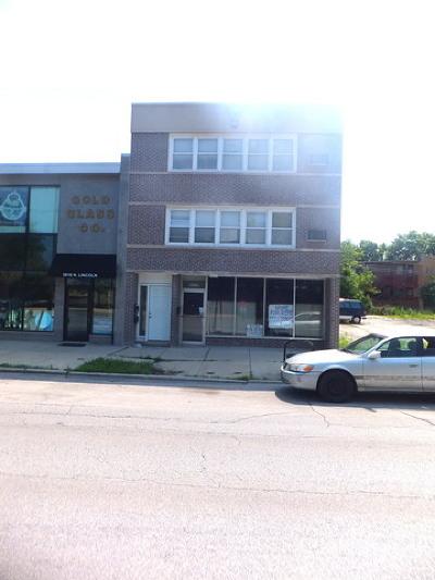 Multi Family Home For Sale: 5820 North Lincoln Avenue
