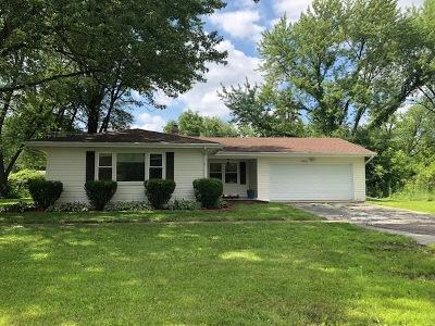 Glen Ellyn Single Family Home For Sale: 22w262 Rt 53