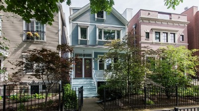 Multi Family Home Contingent: 1108 West Wolfram Street