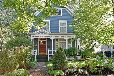Hinsdale Single Family Home For Sale: 27 Blaine Street