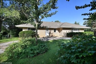 Naperville Single Family Home For Sale: 5s428 Sherman Avenue