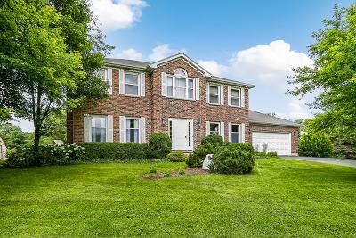 Batavia Single Family Home For Sale: S939 Spring Green Way
