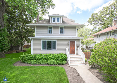 Highland Park Single Family Home For Sale: 2480 Green Bay Road