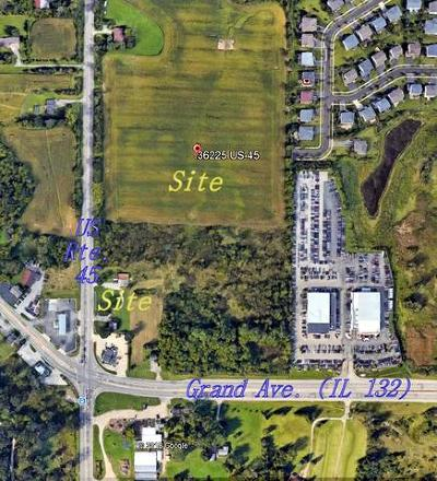 Residential Lots & Land For Sale: 36225 North Rte. 45