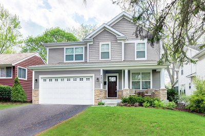 Downers Grove Single Family Home For Sale: 4532 Woodward Avenue