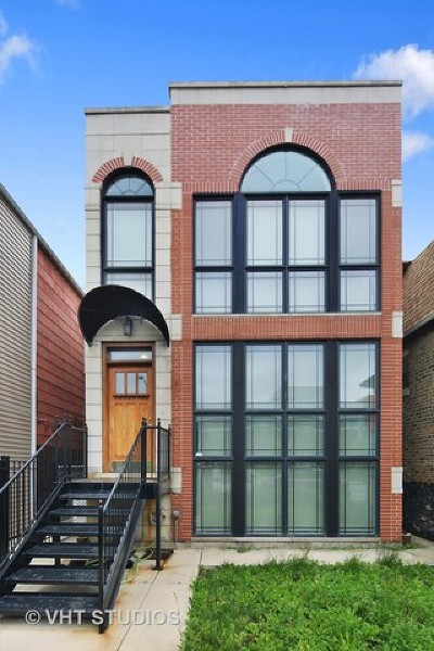 Single Family Home For Sale: 3439 North Kedzie Avenue